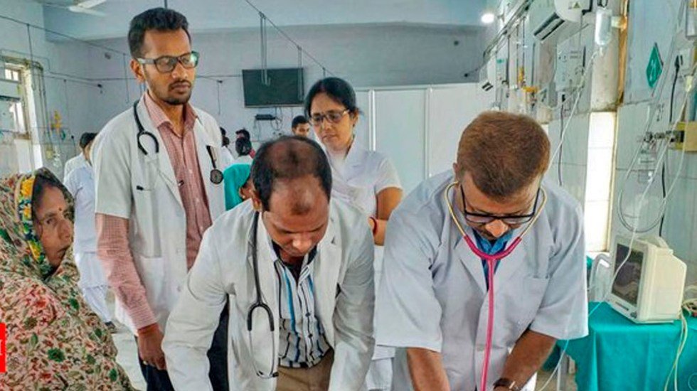 Mueren 97 niños por encefalitis en India - encefalitis india