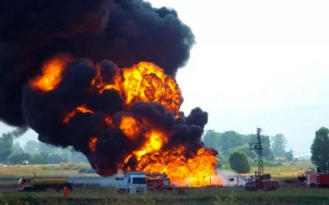 Explosión de oleoducto en Nigeria deja al menos ocho muertos - explosión de oleoducto en nigeria