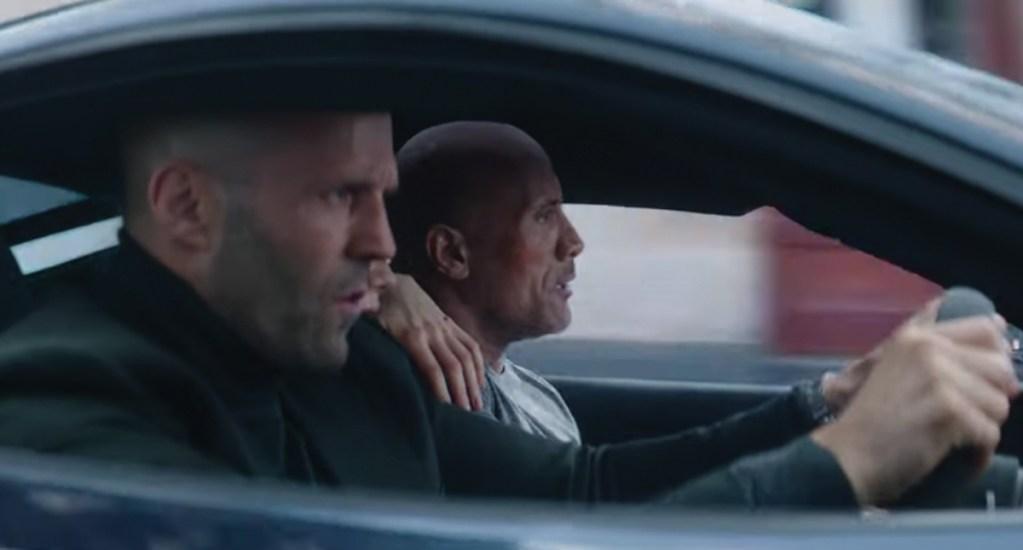 #Video El tráiler final de 'Fast & Furious Presents: Hobbs & Shaw' - Captura de pantalla