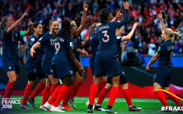 Récord de audiencia por selección femenina en Francia - francia mundia femenil