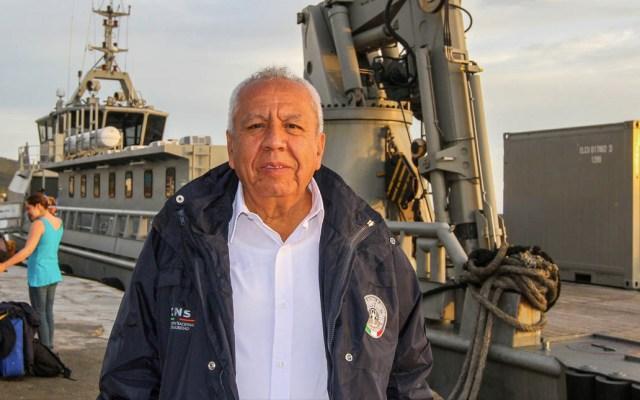 Francisco Garduño se disculpa por llamar fifís a policías federales - Francisco Garduño se disculpa con policías