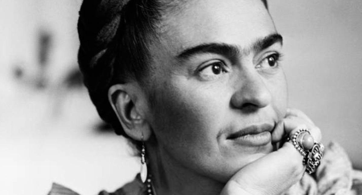 ¡Escúchala aquí! Esta podría ser la voz de Frida Kahlo