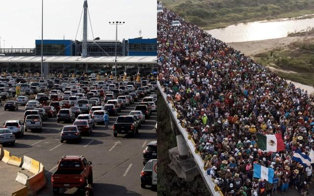 Modelos de frontera norte deben trasladarse al sur de México: Especialista - Frontera Sur México Estados Unidos