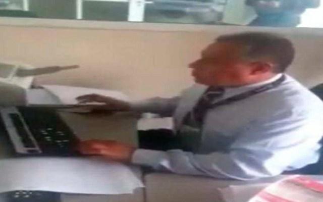 Investigan a agente del Ministerio Público en Edomex por corrupción - funcionario ministerio público cuautitlán izcalli corrupción