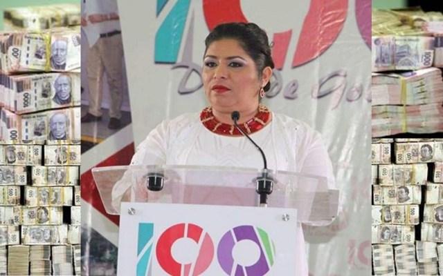 Sentencian a ex alcaldesa de Tabasco por detener a periodista - Gabriela López Sanlucas. Foto de ladenunciaonline.com
