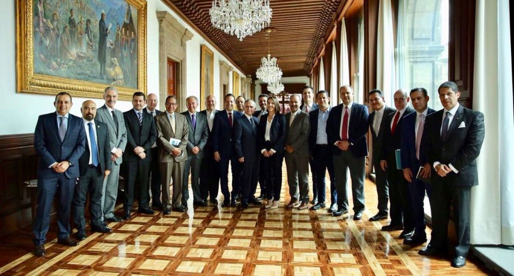 Gobernadores presentan alianza centro-bajío-occidente al gobierno federal. Noticias en tiempo real
