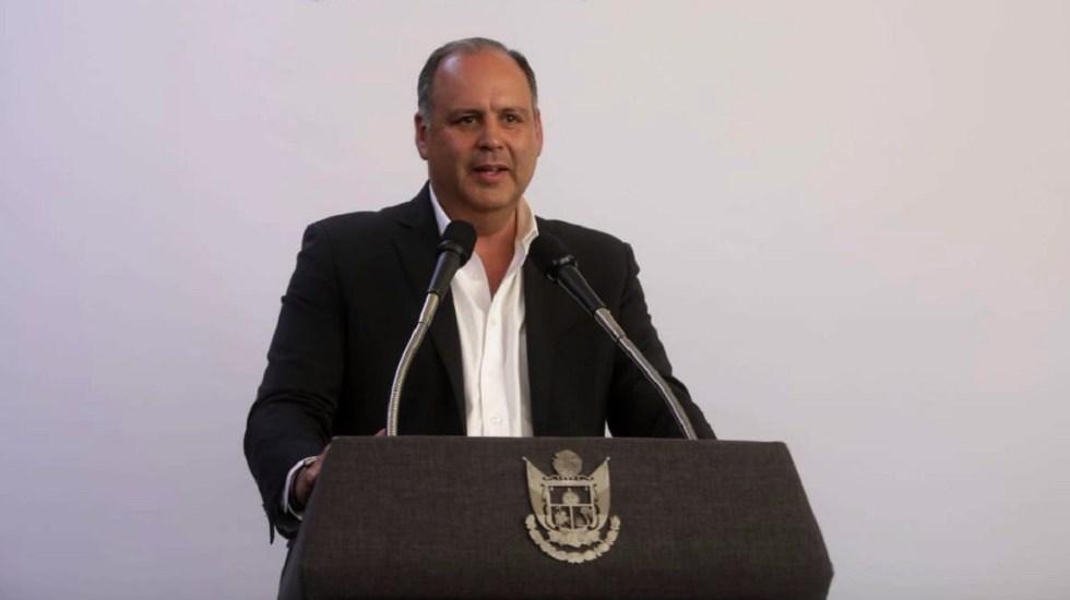 Apoya Coparmex reforma para aumentar edad de retiro - Presidente de la Coparmex. Foto de @gdehoyoswalther