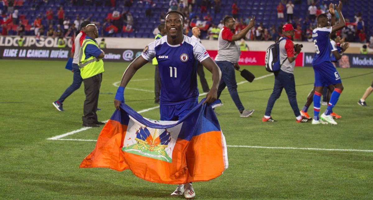 Haití Costa Rica Copa Oro México