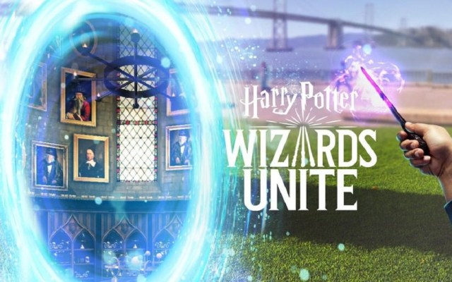Lanzan 'Harry Potter: Wizards Unite' para Android y iOS - Harry Potter: Wizards Unite. Foto de @hpwizardsunite