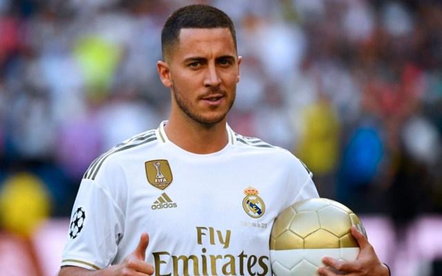 Venir al Real Madrid era mi sueño desde pequeño: Hazard - hazard real madrid