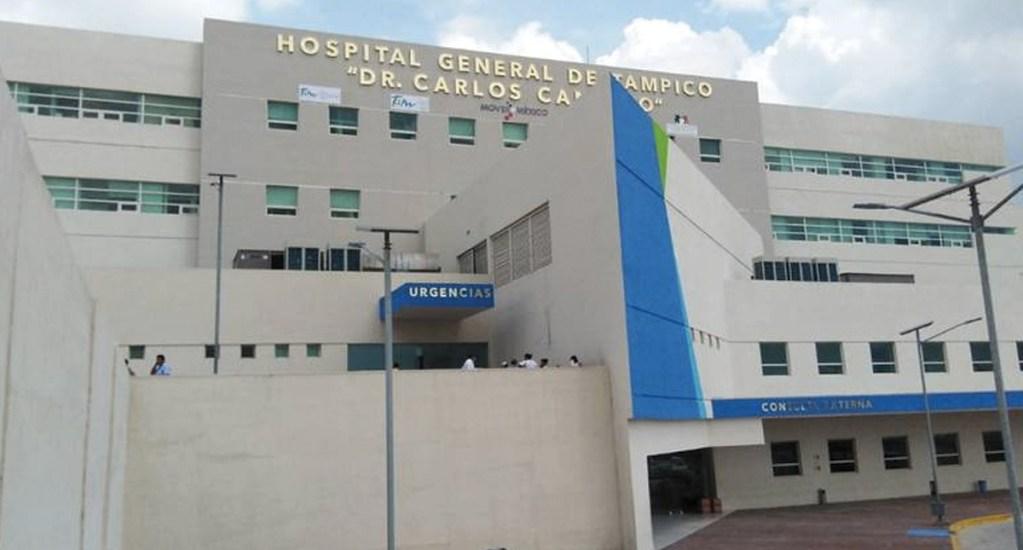 Suman cuatro bebés muertos por bacteria en Hospital Civil de Tampico. Noticias en tiempo real