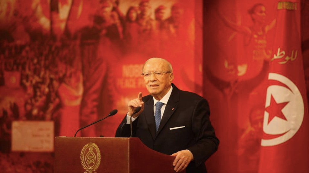 Hospitalizan a presidente de Túnez por crisis de salud - hospitalizan a presidente de tunez