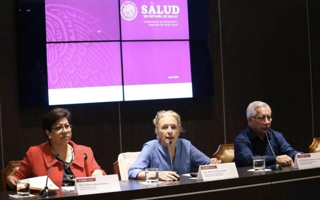 Descartan desaparición del Centro de Prevención del Sida - Hugo López-Gatell Ramírez Censida