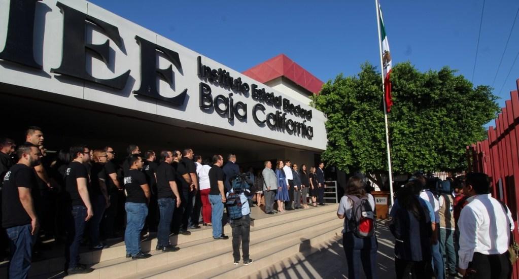 Arranca el PREP en Baja California - IEE Baja California elecciones PREP