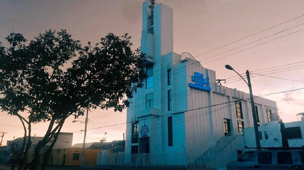 Iglesia de La Luz del Mundo denuncia agresiones a fieles - Iglesia de La Luz del Mundo en Saltillo. Foto de Johan Alvarado