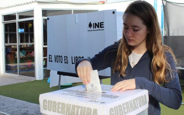 Lorenzo Córdova pide respetar reglas de elección en Baja California - INE Elecciones casilla credenciales