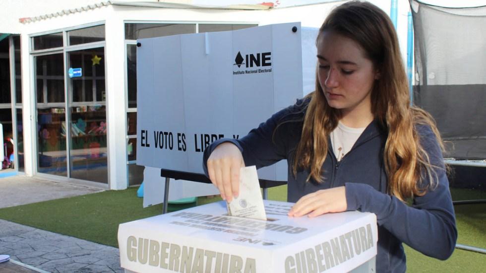 Elecciones 2021 en México serían vulnerables a ciberataques, advierte experto - INE Elecciones casilla credenciales