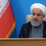 """La Casa Blanca está """"aquejada de retraso mental"""": Irán - Hasan Rohani Irán Estados Unidos"""