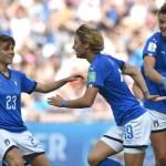 Italia gana a China y continúa su sueño en el Mundial Femenil - Foto de FIGC