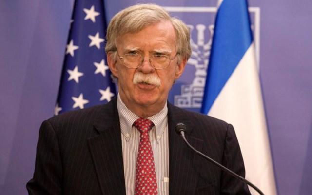 Irán no debe confundir prudencia y discreción con debilidad: Bolton - Bolton amenaza a Irán