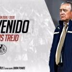 José Luis Trejo es nuevo entrenador del Salamanca CF UDS - Foto de @SalamancaCFUDS