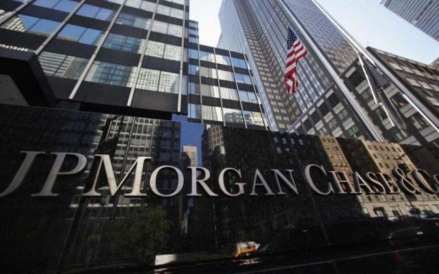 JPMorgan rebaja a 0.9 por ciento pronóstico de crecimiento para México - Banco JPMorgan. Foto de Archivo / El Español