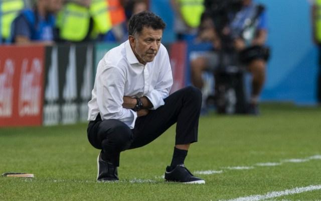 Críticas a Osorio fueron por manejo del futbol mexicano: 'Rifle' Andrade - Juan Carlos Osorio