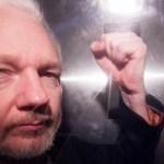 """EE.UU. dice que la Justicia británica """"erró"""" al denegar la entrega de Assange - Foto de EFE"""
