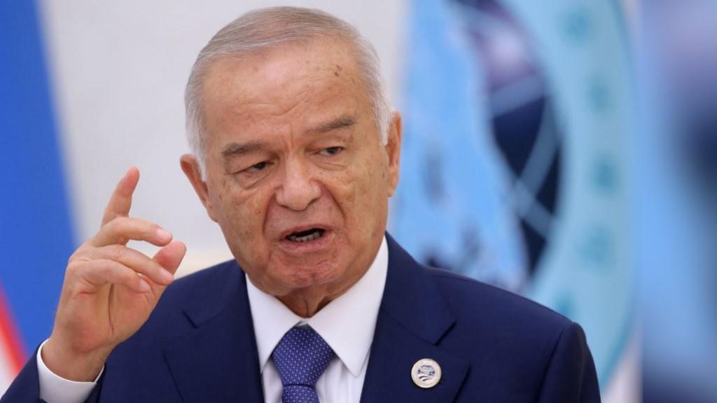 Suiza decomisa 133 mdd a familia de expresidente de Uzbekistán - Islam Karímov. Foto de Archivo / rferl.org