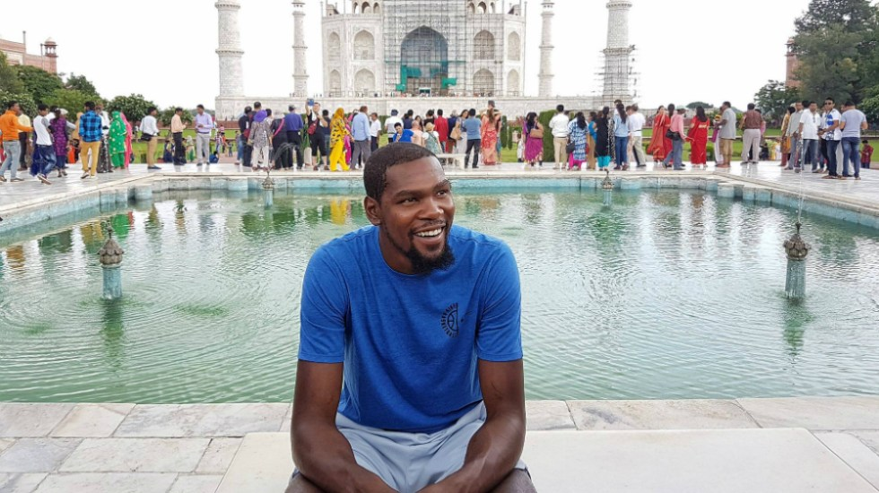 Kevin Durant confirma acuerdo con Nets de Brooklyn - Foto de Kevin Durant