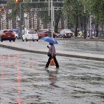 Valle de México registrará lluvias y chubascos vespertinos - Foto de Notimex / Alejandro Guzmán