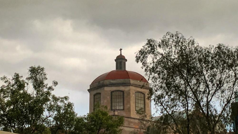 Alerta Amarilla por lluvia este sábado en la capital. Noticias en tiempo real