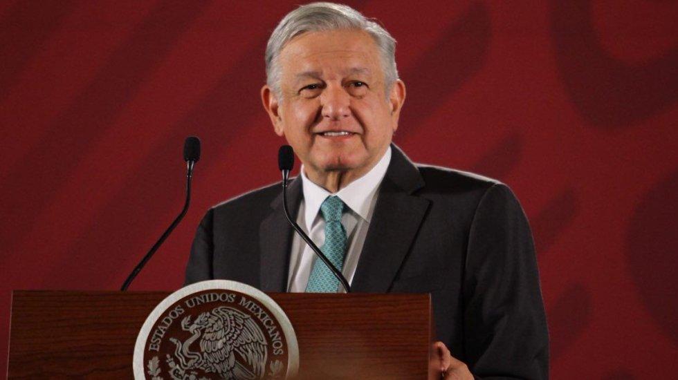 AMLO propone consulta de revocación de mandato para el 21 marzo de 2021 - Foto de Guillermo Granados/Notimex.