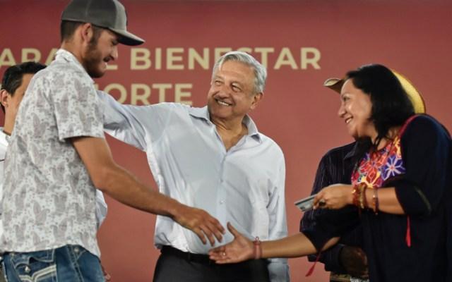 México no cayó en la trampa de confrontación con EE.UU.: López Obrador - Foto de Notimex