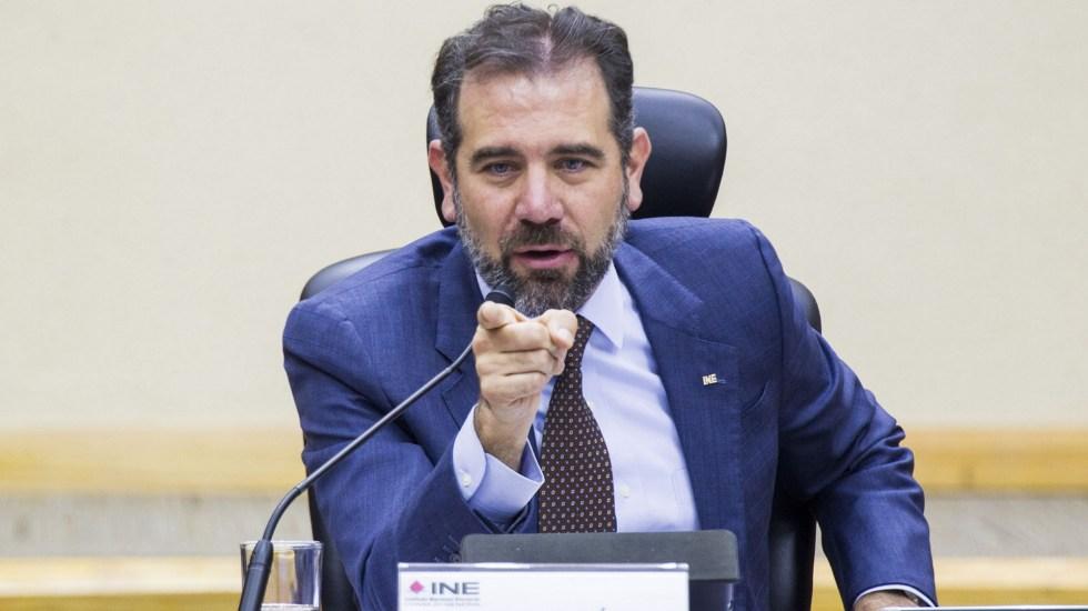 Busca Morena quitar de presidencia del INE a Lorenzo Córdova - Lorenzo Córdova INE Instituto Nacional Electoral