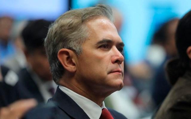 Negociación entre México y EE.UU. por aranceles no pinta bien: Mancera - mancera