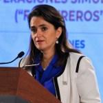 """Empresas """"factureras"""" han causado daño al fisco por 1.6 billones de pesos - Margarita Ríos-Farjat SAT"""