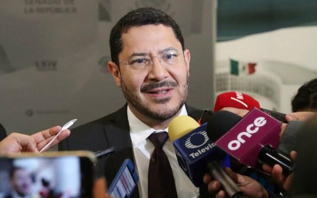 Aranceles nulificarían avances de libre comercio con México: Batres - Foto de Senado de la República