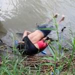 Hallan cadáveres de padre e hija migrantes en el Río Bravo