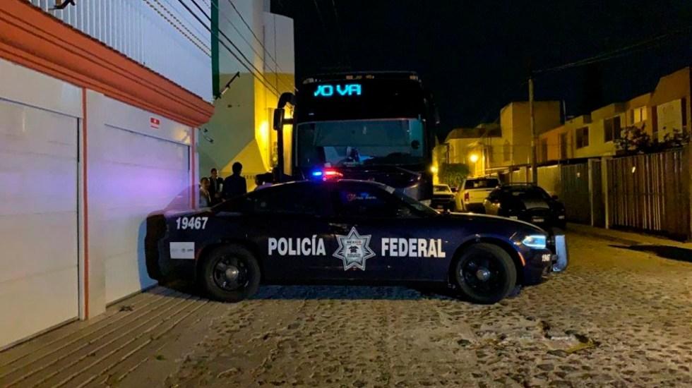 Aseguran a 91 migrantes en Querétaro - migrantes Querétaro