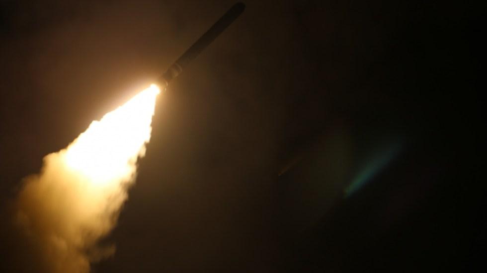Siria dice haber derribado misiles israelíes en el sur del país - Misil, archivo. Foto de  Kallysta Castillo para DVIDS