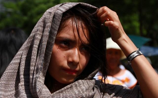 Uso de lenguas indígenas mantiene tendencia a la baja - Mujer indígena México lenguas indígenas