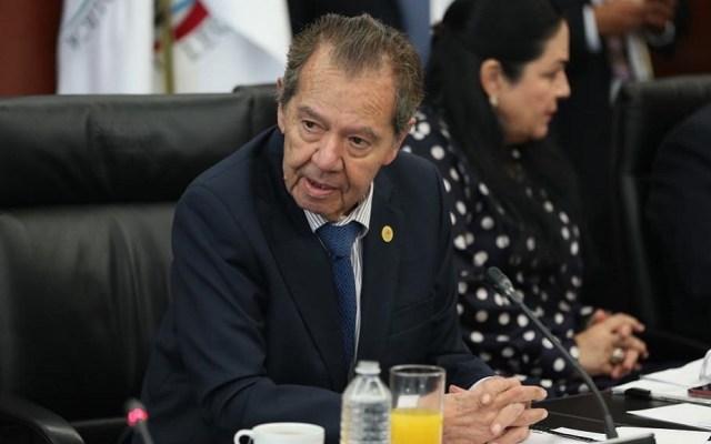 Muñoz Ledo propone desaparecer poderes en BC tras ampliación de mandato - Porfirio Muñoz Ledo. Foto de @PMunozLedo