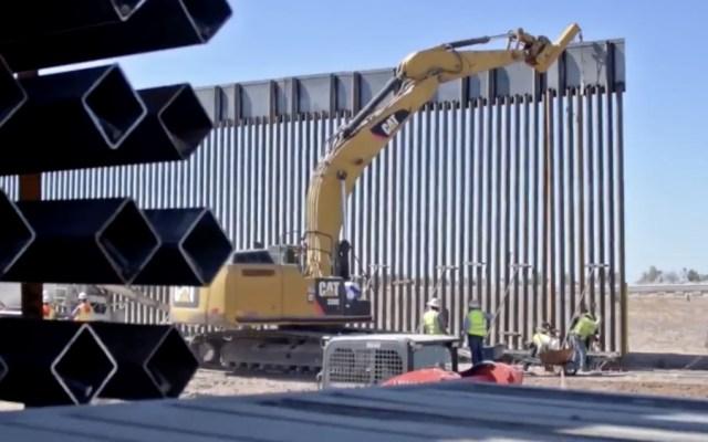 Juez dictamina ilegal la declaración de emergencia de Trump para construir el muro - trump muro fronterizo