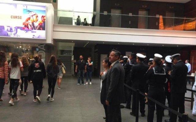 Secretaria de Marina realiza convenio con el Museo Memoria y Tolerancia - semar