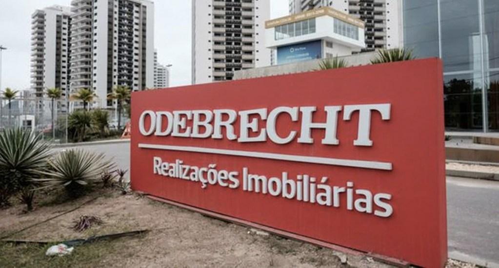 Aceptan protección por bancarrota a Odebrecht - Foto de AFP