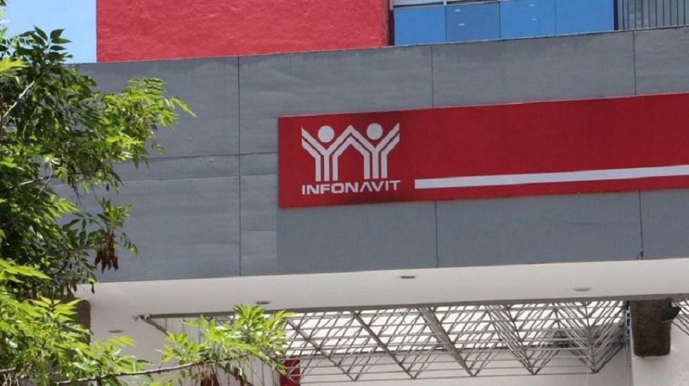 López Obrador propone cinco cambios internos al Infonavit - Oficinas del Infonavit. Foto Especial / Periódico Central