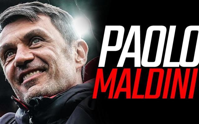 AC Milan nombra a Paolo Maldini su nuevo director técnico - paolo maldini milan