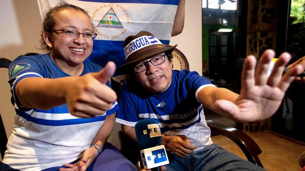 Gobierno de Nicaragua libera a periodistas detenidos - Liberan a periodistas detenidos en Nicaragua.