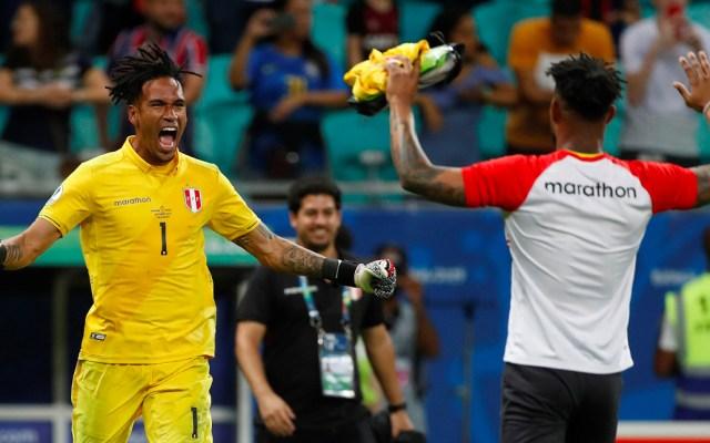 Perú semifinalista de la Copa América, va contra Chile - Perú